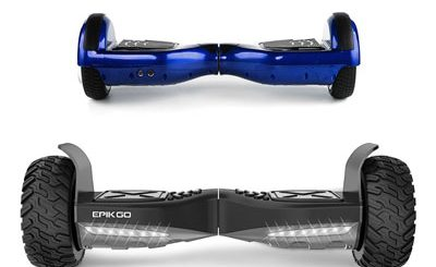 EPIKGO UL2272 Certified Hoverboard Review