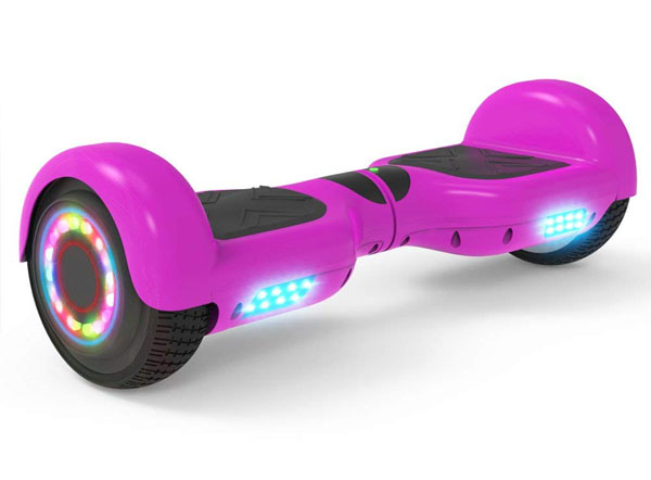 Hoverheart – Best Dual-Motor Hoverboard with a Bluetooth Speaker