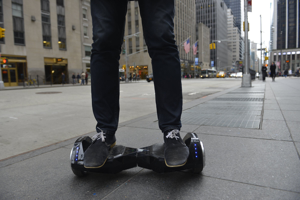 CoolReall™ Self Balancing Scooter Two-Wheel Segway Review