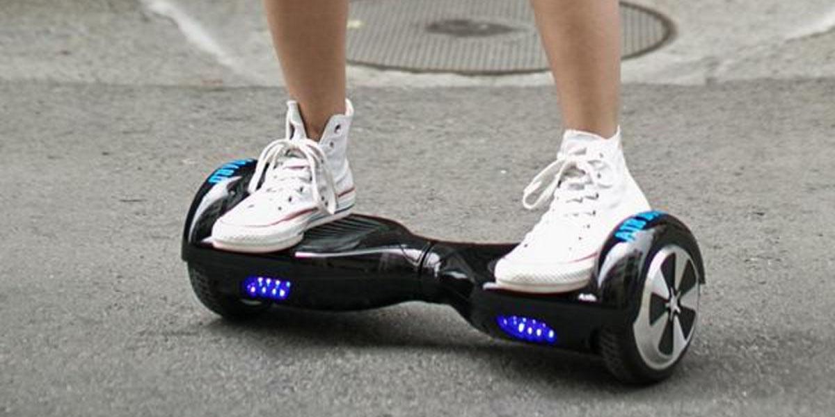 KOOLKE 10 Inch Hoverboard Segway