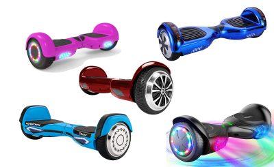 Top 5 Best Hoverboards Under $300