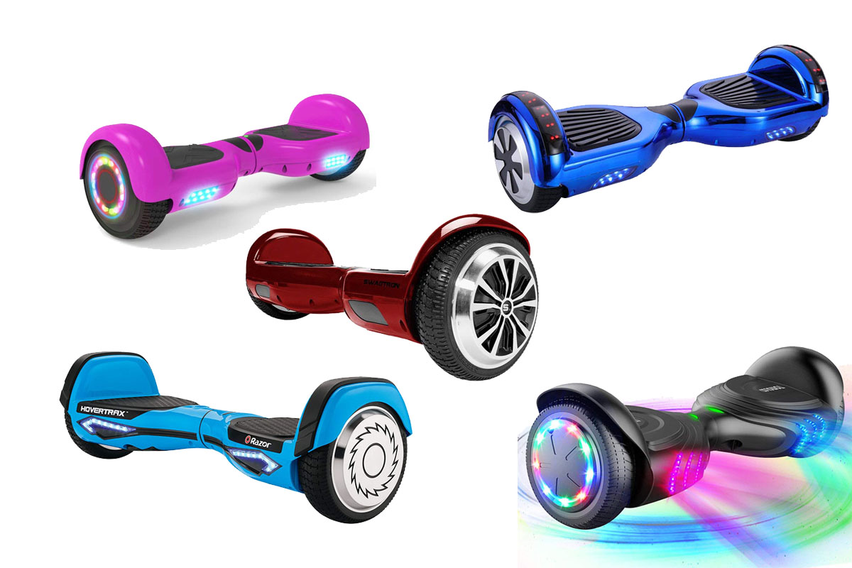 Top 5 Best Hoverboards Under $300