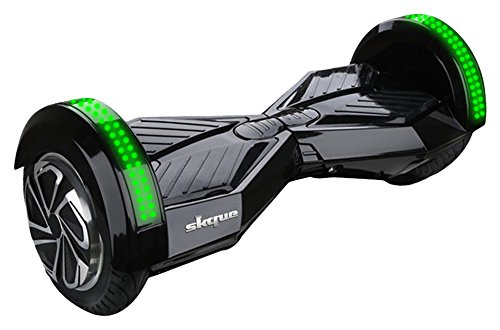 Skque 8 Smart Two Wheel Self Balancing Scooter